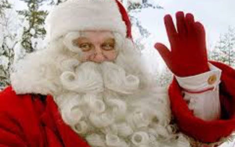 【色の雑学】サンタクロースはなぜ赤い?