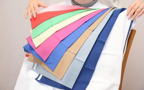 『色って繊細!診断を受けて、明るい色も取り入れてみたくなりました』黒田さま